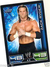 Slam Attax SmackDown - Zack Ryder (A3623)