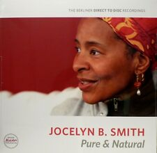 JOCELYN B. SMITH - BERLINER MEISTER SCHALLPLATTEN - BMS1305 - PURE & NATURAL