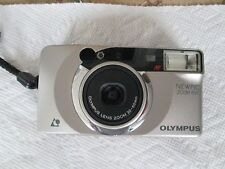 Vintage Camera Collectable Olympus Newpic Zoom 600 Camera.>+INSTRUCTION MANUAL