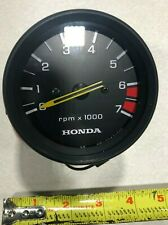 Honda 37250-ZV5-823 Outboard Boat Motor 7K RPM Tachometer HP-0243-001 w Bracket