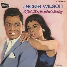 JACKIE WILSON I Get The Sweetest Feeling BRUNSWICK RECORDS Sealed Vinyl LP