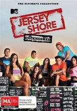 JERSEY SHORE UNCENSORED COMPLETE SEASON 1 2 3 4 5 & 6 DVD Box SET R4