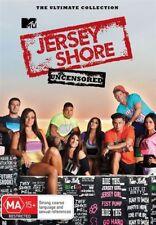 JERSEY SHORE UNCENSORED COMPLETE SEASON 1 2 3 4 5 & 6 DVD Box SET R4
