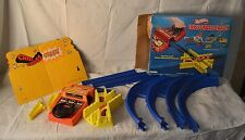 Vintage Hot Wheels Criss Cross Crash Set from 1978  in BOX Ships FAST