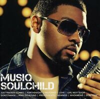 Musiq (Soulchild), Musiq Soulchild - Icon [New CD]