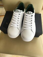 Fred Perry Sneakers Trainers Shoes B721 White Size 8UK