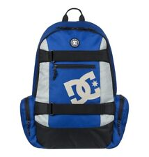 Zaino DC Shoes The Breed 26L Blue Backpack Sac à dos Rucksack Scuola Skate