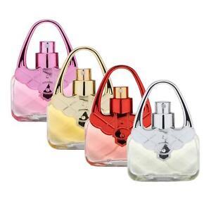 4pcs Eau De Fragrance Perfume Set for Girls Perfect Body Mist Gift Set