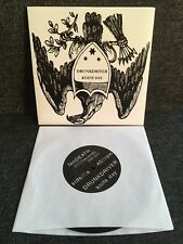 "Drunkdriver ‎– Knife Day / January 2nd 7"" Fan Death Records ‎Noise"