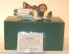Leo Smith Partridge Angel Ornament Midwest Coa Box #025 New in Box