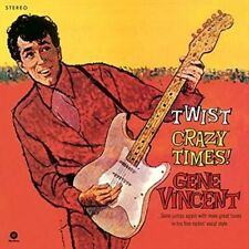 Twist Crazy Times 8436542019095 by Gene Vincent Vinyl Album