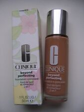 +++ FOUNDATION + CONCEALER – BEYOND PERFECTING – CLINIQUE – 30 ml +++