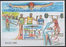 OFFER Senegal 2016 Jeux Olympiques Olympic Games Olympia Rio de Janeiro