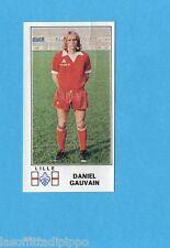 FRANCIA-FOOTBALL 77-PANINI-Figurina n.103- GAUVAIN - LILLE -Rec