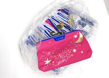 Lot of 36 Estee Lauder Cosmetic Makeup Bag Zipper Pouch Medium size NEW