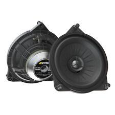 Eton MB100RX Koax Lautsprecher Boxen für Mercedes C E GLK Paarpreis