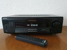 SONY STR-DE215 RDS FM STEREO/FM-AM RECEIVER