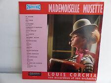 LOUIS CORCHIA Mademoiselle musette 30 CV 913  MUSETTE ACCORDEON