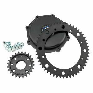 Chain Conversion Kit Cush Drive 24T/51T Sprockets Harley FL Touring 2009-2020