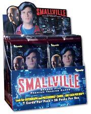 Smallville Season 5 Factory Sealed Card Box
