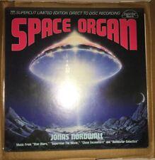 Jonas Nordwall - SPACE ORGAN — Supercut Direct Disc!!!