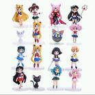 UK Seller Sailor Moon Crystal 20th anniversary Atsumete Doll Action Figure Set