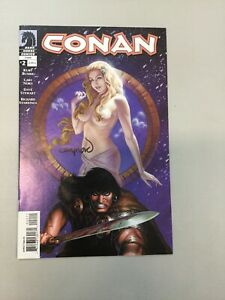 Conan 2 Signed By Cary Nord Dark Horse Comics (CN02)