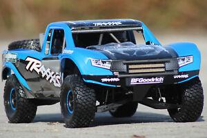 Traxxas 85086-4 Unlimited Desert Racer UDR Light Set Blue 1:7 4WD New Boxed