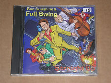 RON SUNSHINE & FULL SWING - STRAIGHT UP - CD COME NUOVO (MINT)