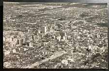 Mint Colombia RPPC Real Picture Postcard Bogota Panoramic View