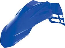 ACERBIS SUPERMOTARD FRONT FENDER (BLUE) Fits: Yamaha YZ426F,YZ400F,YZ125,YZ250,Y