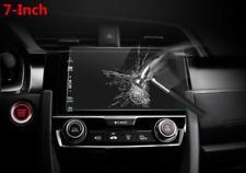 """Universal 7"""" HD AUTO DVD GPS di navigazione acciaio PROTEZIONE SCHERMO PELLICOLA ANTI GRAFFIO"""