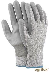 Schnittfeste Handschuhe Schnittschutzhandschuhe  Arbeitshandschuhe Gr. 7 - 11