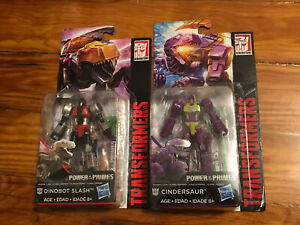 Transformers: Generations Power of The Primes Legends Dinobot Slash Cindersaur