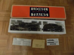"Lionel # 8476 TCA Hudson 4-6-4 Locomotive ""5484""  & Tender - 1985 mib new"