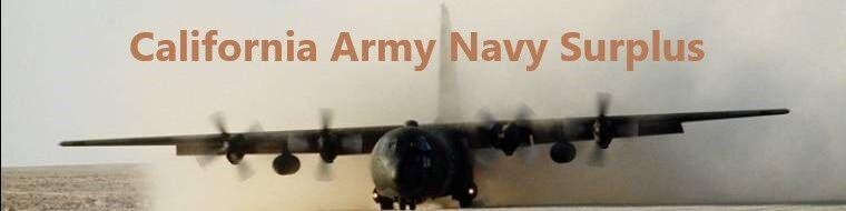 California Army Navy Surplus Store