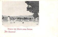 3903) PORCIANO, STIA, POLIGONO DEGLI ALBERINI.