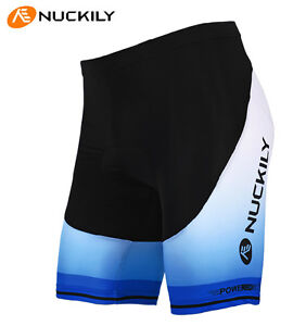 Men's Bike Bicycle Cycling Clothes Riding Shorts Gel Padded Tights M-XXL