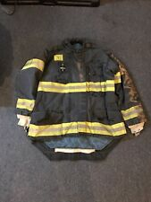 Morning Pride Bunker Gear Jacket FDNY Style Size 46