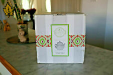 Retired Vintage Teapot Scentsy 29130 (NEW) OPEN BOX FOR PICTURES NEVER USED