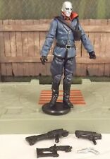 GI JOE Neo Viper Officer v1 2009 ROC Toys R Us TRU Attack On the Pit Hedquarters