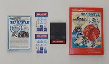 Mattell Intellivision Sea Battle Complete R6309