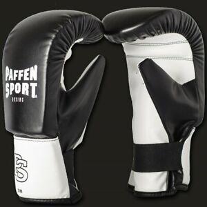 Ballhandschuhe, Sack Gerätehandschuhe. Paffen Sport, Kickboxen, Muay Thai, Boxen
