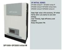 MPPT SOLAR HYBRID INVERTER DC12V 1KVA PURE SINE WAVE CHARGE REGULATOR 60A OPTI