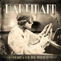 HARTMANN - HANDS ON THE WHEEL (VINYL)   VINYL LP NEU