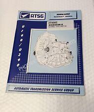 U140 U240 Transmission ATSG Technical Service & Repair Manual for Toyota Lexus