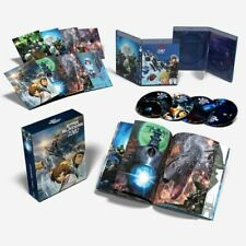 Star Blazers Space Battleship Yamato 2202 Part One Blu-ray Collector's + Digital