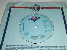 """Noosha Fox Georgina Bailey b/w Pretty Boy 7"""" Vinyl Single 1977 GTO GT 106"""