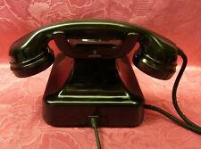 W48 Telefon Bakelit  SIEMENS Fernsprecher Telephone  W48 WIE NEU!