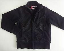 SWEAT veste noir NOLITA POCKET NEUF étiquete 110€ 4 ans !